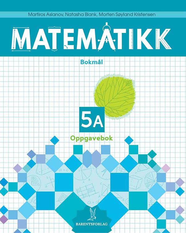 matematikklandet Oppgavebok 5A klasse