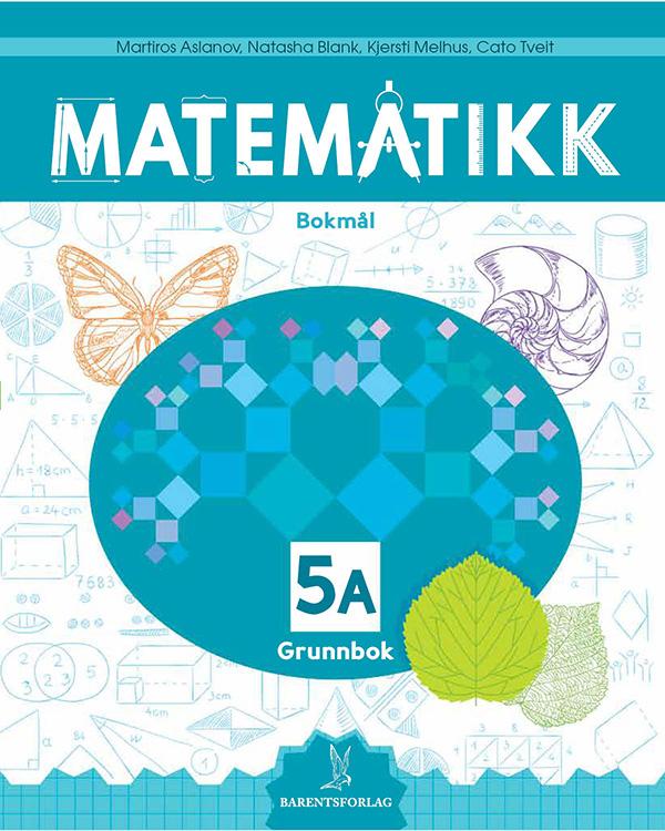 matematikklandet Grunnbok 5A trinn