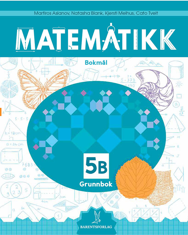 matematikklandet Grunnbok 5B trinn