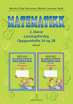 matematikklandet Løsningsforslag Oppgavehefte 2A og 2B