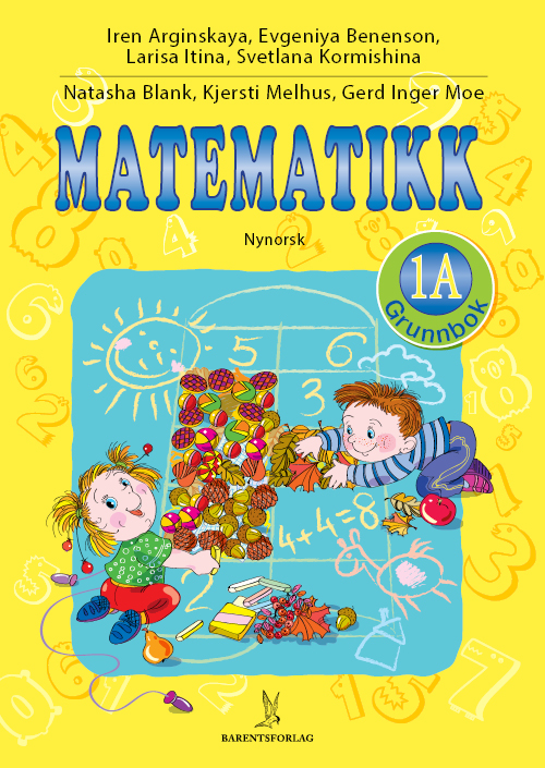 matematikklandet Grunnbok 1A trinn nynorsk