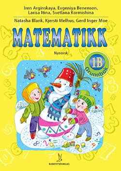 matematikklandet Grunnbok 1B trinn nynorsk