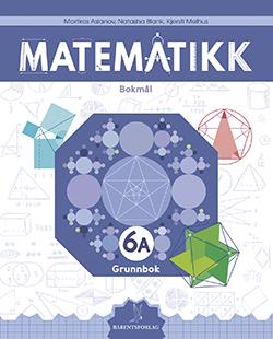 Grunnbok 6A Matematikk