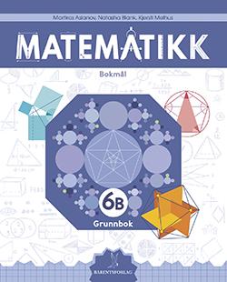 Grunnbok 6B Matematikk