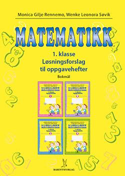 matematikklandet Løsningsforslag til oppgavehefter for 1 trinn