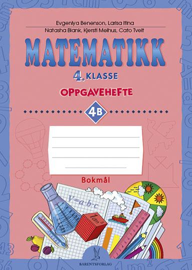 Oppgavehefte 4B matematikklandet