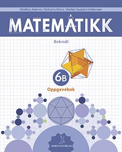 Matematikk Oppgavebok 6B