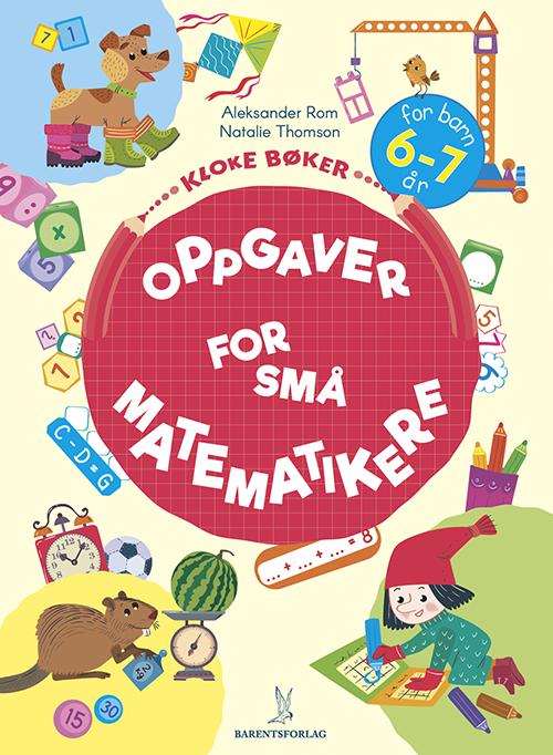 Oppgaver for små matematikere (6-7 år)